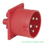 PCE CEE 32A 400V 5P Male socket IP44