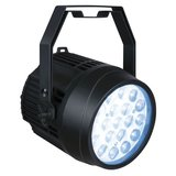 Showtec NanoQ 19 IP RGBW outdoor LED Spot IP-54_