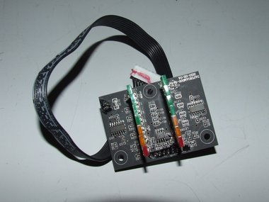 DAP Falcon series VU PCB + data cable