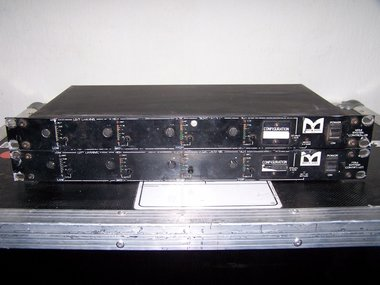 Martin MX-4 system controller / crossover