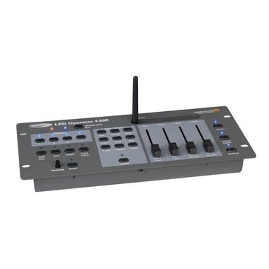 Showtec LED Operator 4 Air DMX led controller with wireless DMX