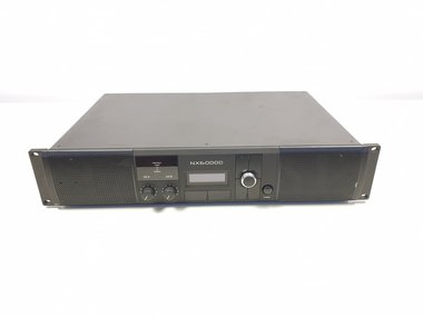 Behringer NX-6000D 2-channel Class D Amplifier with DSP